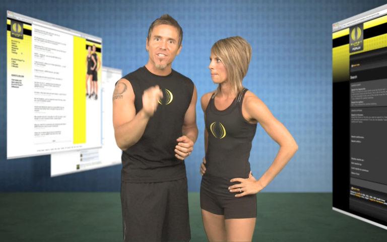 BurstClub™ Online Fitness Program