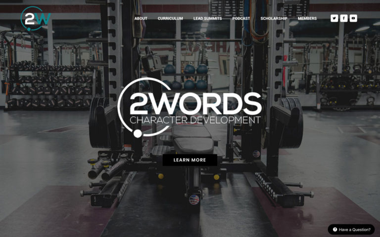 2Words Online Mentoring Platform
